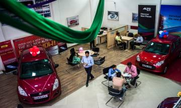 Car sales pick up 11 per cent in January as demonetisation impact dwindles