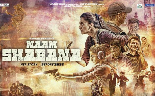 Naam Shabana trailer: Taapsee Pannu's gritty avatar stuns everyone as she DARES to do what no one else can