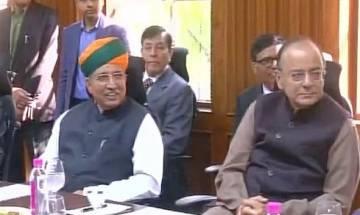 Arun Jaitley addresses boards of Reserve Bank, SEBI at customary post-budget meet