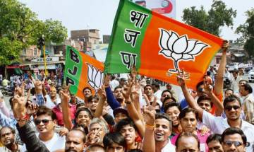 SP riding on goondaism, image makeover a farce, alleges BJP