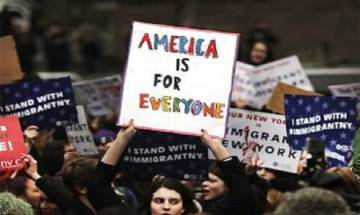 Immigration has no link with increased crime in US, says study