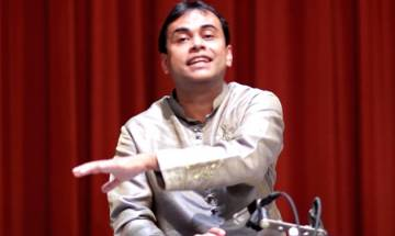India's Tabla maestro Sandeep Das feels proud to represent India at Grammys