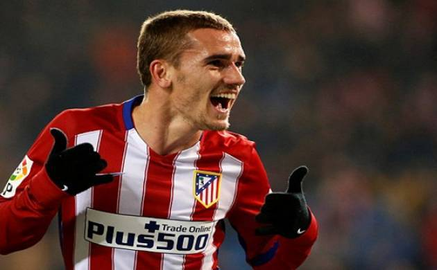 Antoine Griezmann - File Photo (Getty)
