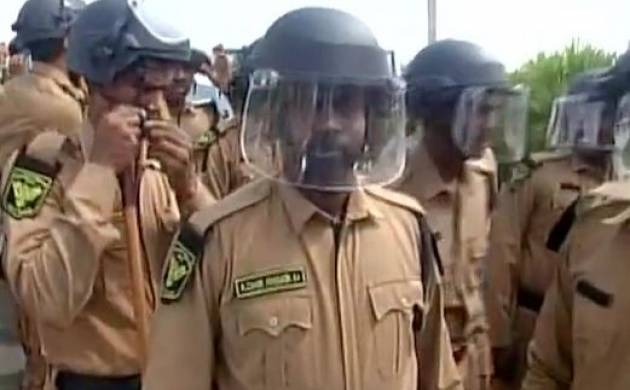 Security strengthened across Tamil Nadu after SC convicts Sasikala in disproportionate assets case (ANI Image)