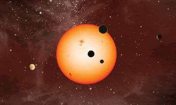 Searching for alien worlds: Scientists detect more than 100 new potential exoplanets