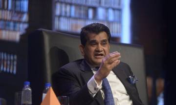 Donald Trump will realise H1B curbs will affect US: NITI Aayog CEO Amitabh Kant