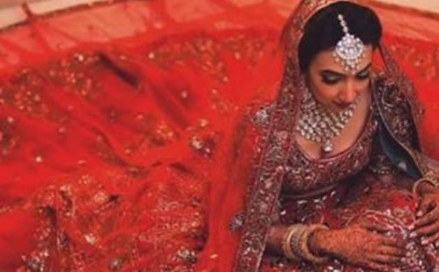 In Pics Manish Malhotra's top 10 Bridal style lehenga with a twist (Image: Twitter)