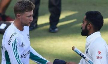 Joe Root hopes to emulate Kohli and Smith as a skipper