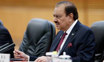 Pak President Mamnoon Hussain gets licence to drive in Islamabad