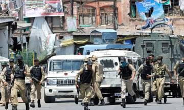 Jammu & Kashmir police books module of Hizbul Mujahideen terror outfit