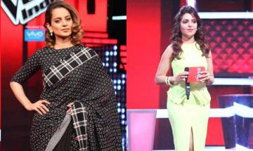 When Kangana Ranaut 'almost' slapped comedian Sugandha Mishra on national television