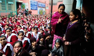 Delhi government schools to educate girls with lesson on menstruation