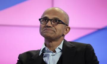 Enthused to see tremendous entrepreneurial energy in India: Satya Nadella
