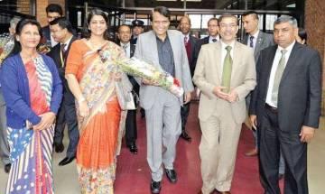 Prabhu keen on rail link connecting Kathmandu to Delhi, Kolkata