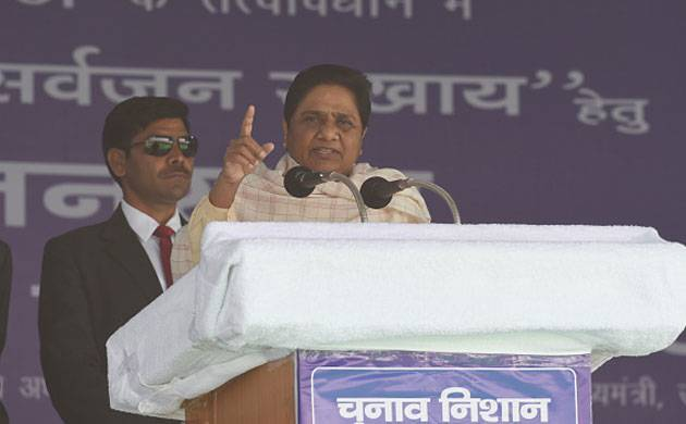Mayawati (Image: ANI)