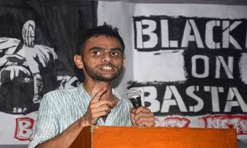 Amid protests from DUSU and ABVP, DU cancles invite to JNU student leaders Umar Khalid, Shehla Rashid