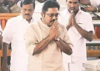 Sasikala's nephew TTV Dinakaran takes charge as AIADMK deputy general secretary, door now open for O Panneerselvam