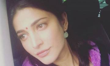 Shruti Hassan is happy to be a vegan, says it is one of her best decisions