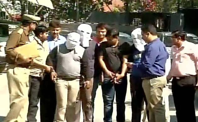 Namaste Gang' busted, they indulged in robbery doing 'namaste' Image source ANI