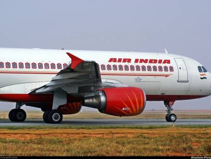 Air India's new Airbus A320 Neo takes first flight from
