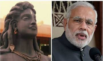 PM Modi to unveil 112-ft tall Shiva idol in Coimbatore today amid controversy over Isha Foundation