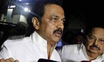 Stalin requests President to cancel Tamil Nadu trust vote