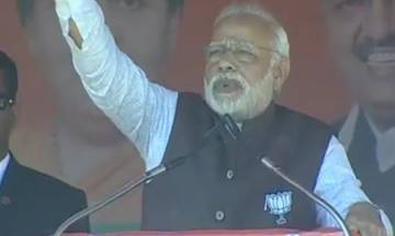UP assembly polls   PM Modi in Gonda: 'Akhilesh Yadav's face reveals what has happened in four phases'