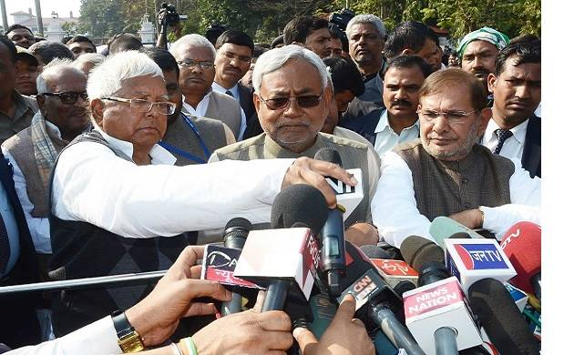Lalu says Bihar-CM Nitish Kumar and him have grown old, some 'youth' has to assume leadership