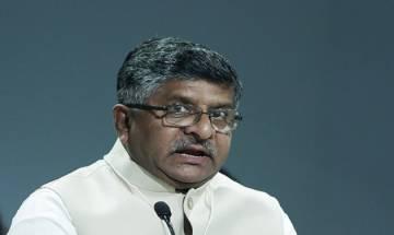 Congress has history of belittling own senior leaders, will ditch Samajwadi Party: Ravi Shankar Prasad