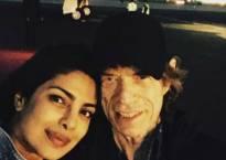 Rolling Stones singer Mick Jagger not attending Oscars despite actress Priyanka Chopra's Instagram post