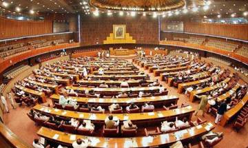 Political parties in Pakistan agree to restore military courts for two years