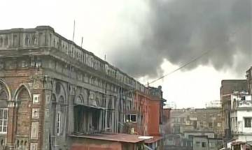 Kolkata: Burrabazar fire now under control, 30 fire engines at spot; no casualties