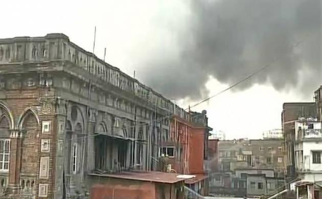 Kolkata: Burrabazar fire now under control, 30 fire engines at spot; no casualties