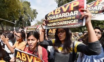 Ramjas College row intensifies; AAP and BJP engage in political slugfest