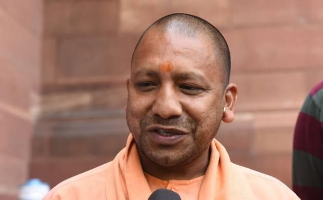 A file photo of BJP MP Yogi Adityanath.