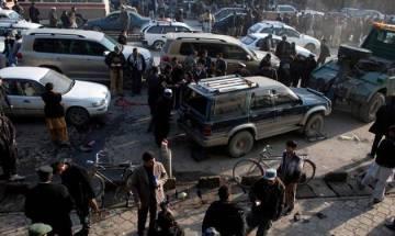 Afghanistan: Casualties feared as blasts, gunfire rock Afghan capital ahead of Taliban's annual spring offensive