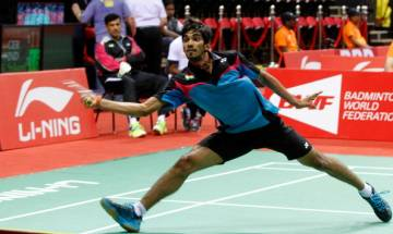 German Open Grand Prix Gold: K Srikanth defeats Slovakia's Alen Roj to march into second round