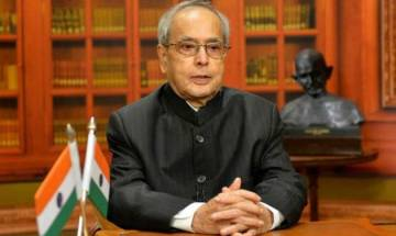 No room in India for intolerant people but allow legitimate dissent: President Pranab