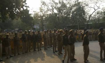 As it happened: Jat agitators begin march towards Parliament amid heavy security
