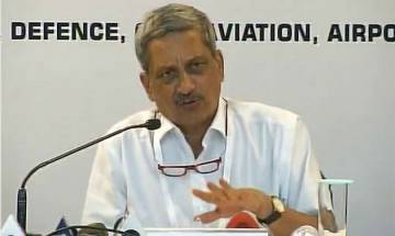 I support freedom of expression within legal restrictions: Parrikar