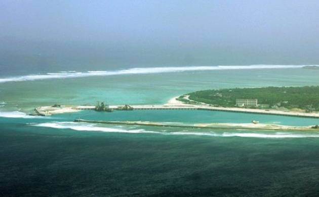 Disputed South China Sea (File Photo)