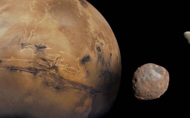 NASA MAVEN spacecraft performs manoeuvre to avert collision with Mars Moon Phobos (Representational pic)