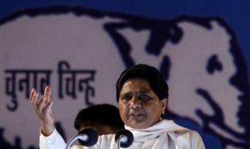 UP polls: BJP to pay for fielding 'baagi' candidates, says Mayawati