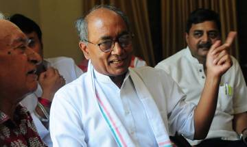 Digvijay Singh stands by 'hate remark' against RSS schools, madrassas