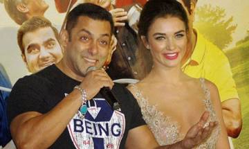 Amy Jackson opens on working in Salman Khan's 'Dabangg 3'