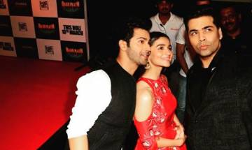 Alia Bhatt ecstatic about Karan Johar's twins, says 'I have a younger brother and sister'