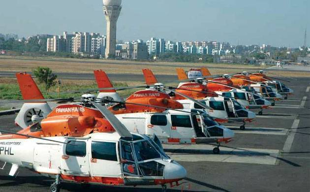 India's first heliport for flying to nearby areas become operational in Delhi (File Photo)