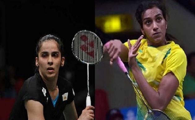 Saina Nehwal and PV Sindhu (File photo)