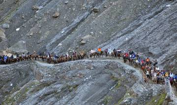 Don't drink alcohol, exercise regularly: Amarnath shrine board fitness tips to pilgrims