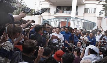Malaysian police cordons off North Korean embassy post envoy's expulsion order